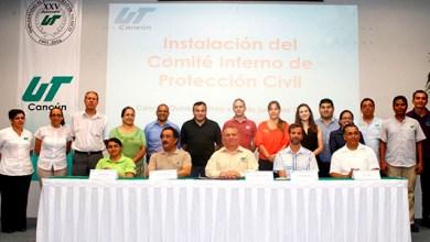 Photo of UT Cancún instala comité interno de protección civil