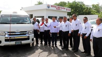 Photo of Se inaugura la base numero 3 del sindicato de taxistas de Cozumel