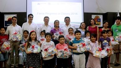 Photo of Un éxito la feria de regreso a clases de Cozumel