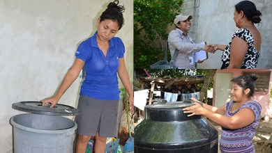 Photo of Más de 458 mil casas en Q Roo reciben información sobre eliminar criaderos de moscos
