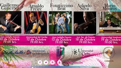 """Photo of Festival Internacional de Música Cancún ofrecerá un """"Clásico popular con mucho estilo"""""""