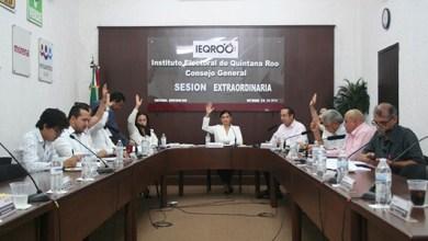 Photo of IEQROO consultará al INE sobre sanciones a partidos políticos