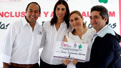 Photo of Juan Carrillo da inicio a la campaña de apoyo al CRIM Isla Mujeres