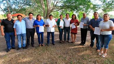 Photo of Gobierno de OPB firma convenio de civilidad con candidatos a Alcalde