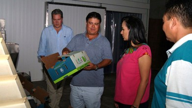 Photo of @LFpuertomorelos impulsará la apertura de nuevos negocios de Puerto Morelos