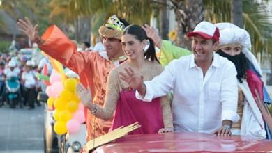 Photo of @juancarrillo58 y los Reyes Magos realizan caravana por Isla Mujeres