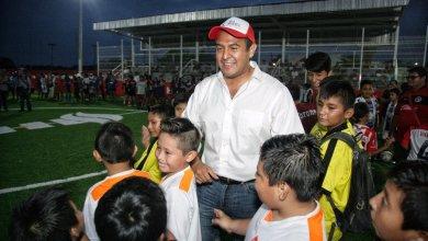 Photo of Premia e inaugura @Juancarrillo58 Liga Municipal de Futbol Rápido; Infantil y Juvenil