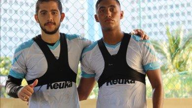 Photo of Yordi Gustavo Parente y Carlos Daniel Mauri talento cancunense de 'La Ola' para la Liga de Expansión
