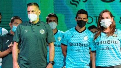 Photo of Cancún FC presentó su plantilla y uniformes