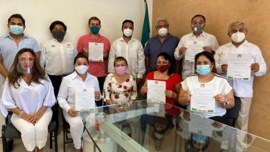Photo of Nuevos nombramientos en el comité municipal del PRI en Cancún