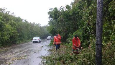Photo of Piden a isleños mantenerse en sus hogares tras Alerta Roja