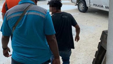 Photo of Ponen a disposición de juez a agresor en Puerto Morelos