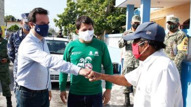 Photo of Continúa entrega despensas a afectados por huracanes en Cozumel