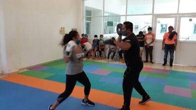 Photo of Todo un éxito las clases gratuitas de box en Rancho Viejo