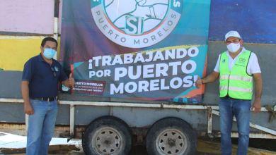 Photo of «Sí Puerto Morelos» mejora servicios en el municipio