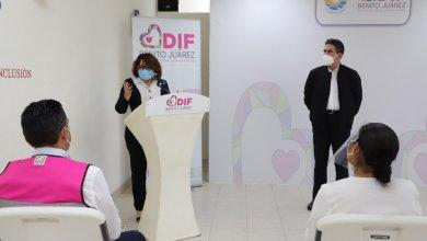 Photo of Recibe DIF Cancún acreditación en atención ciudadana