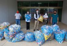 Photo of Donan más de 5 toneladas de taparroscas para beneficiar a niños que luchan contra el Cáncer en Cozumel