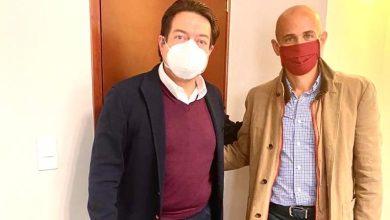 Photo of Respalda el Presidente Nacional de Morena a Hugo Alday