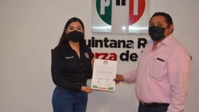 Photo of @CandyAyuso da posesión a nuevo funcionario del PRI estatal