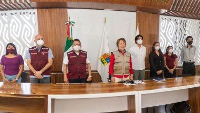 Photo of Presenta @LauraBeristain pruebas en contra de Aguakan