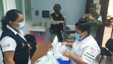 Photo of Aplican más de 5 mil vacunas Covid a personas de la tercera edad en Quintana Roo