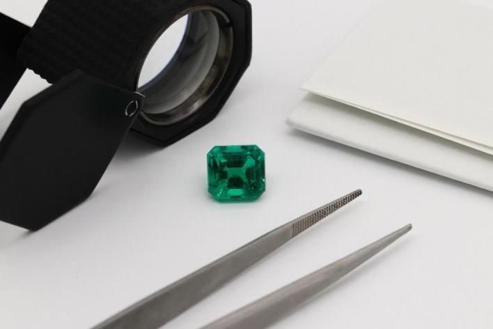 Los diamantes de laboratorio se crean replicando procesos naturales
