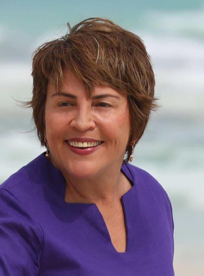 Laura Beristain presidenta Solidaridad