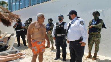 Photo of Operativo de semana santa garantizo seguridad a turistas en Cancún