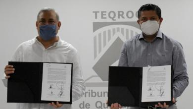 Photo of TEQROO firma convenio de colaboración con Sistema de Anticorrupción