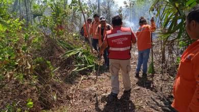 Photo of Sofocan conato de incendio en Isla Mujeres