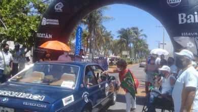 Photo of Rally Maya causa una gran expectación en Isla Mujeres