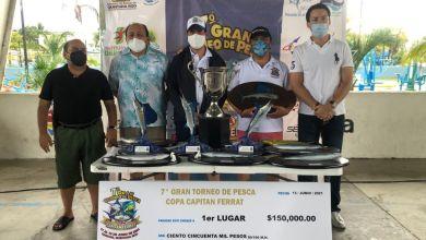 Photo of La Bonita de Cancún ganó la Copa Capitán Ferrat