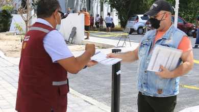 Photo of Inicia primer día de vacunación a personas de 40 años en Solidaridad