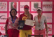 Photo of Adriana Patrón, la primer quintanarroense en triunfar en Nacional de FootGolf