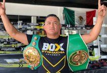 Photo of Rodolfo Rudy López, el primer campeón mundial de box para Quintana Roo