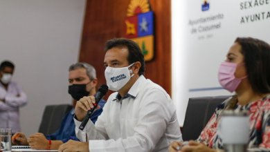 Photo of Evitar aglomeraciones en los muelles, exige Ayuntamiento de Cozumel