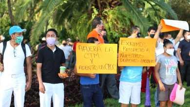 Photo of Trabajadores exigen libertad sindical en hotel de Playa del Carmen