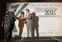 Photo of Cozumel recibe el reconocimiento «Premio Temático a Ciudades Resilientes»