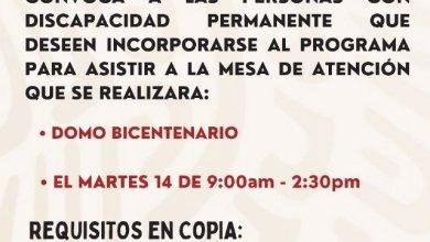 Photo of Invitan a adultos mayores a sumarse a «Pensión para el Bienestar» en Isla Mujeres
