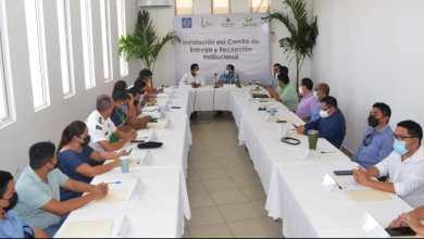Photo of Isla Mujeres: Comité de entrega recepción mantienen dialogo abierto