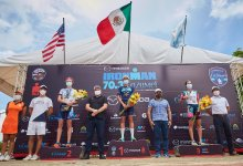 Photo of Por primera vez en 10 años mexicana gana el Ironman 70.3
