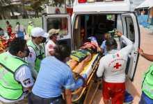 Photo of Se realizaron 2 simulacros de rescate acuático en Puerto Morelos