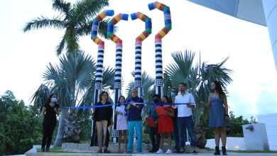 Photo of Teatro de solidaridad tiene nueva escultura