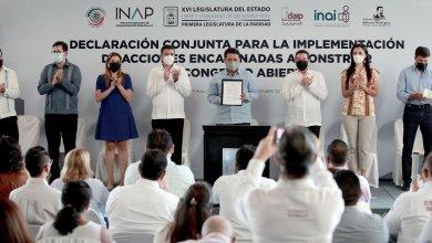 Photo of Quintana Roo el primero estado en firmar acuerdo para crear un congreso abierto