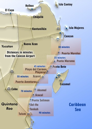 Cancun Airport Transportation Service CUN Cancun Transfers