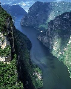 Cañon del Sumidero en Chiapas