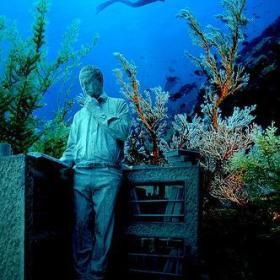 Museo Subacuatico Arte Cancun