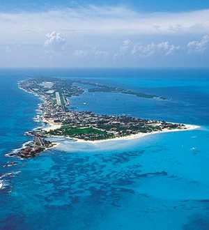 Playas en Isla Mujeres