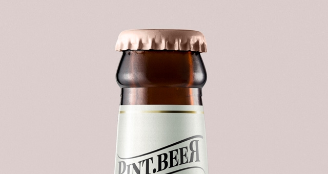 amber psd beer bottle mockup psd mock up templates pixeden