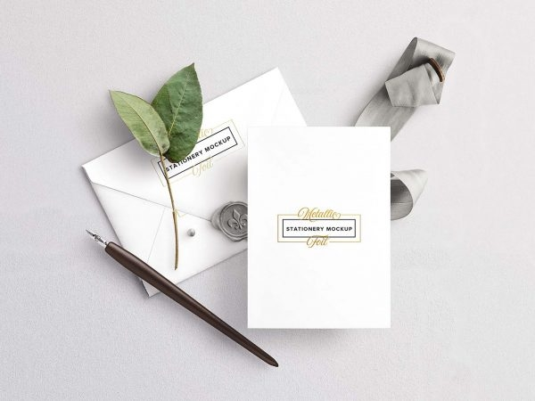 best free invitation mockups in 2019 psd file download justmockup